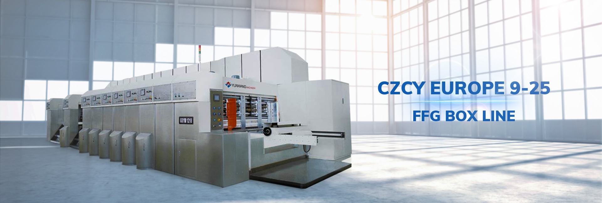 Cangzhou Chengyi Carton makinarya Co., Ltd