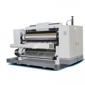 SF-360E(320E) Adsorptive single-sided corrugator