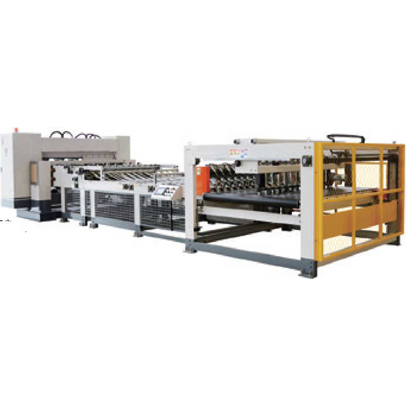 DMC-200 Automatic Up Stacking Machine Featured Image
