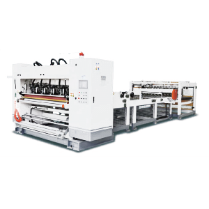 2019 Good Quality Paper Box Making Machine -