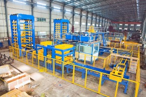 OEM Factory for Concrete Brick Making Machine -