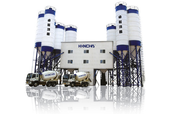 Concrete batching equipment Featured Image