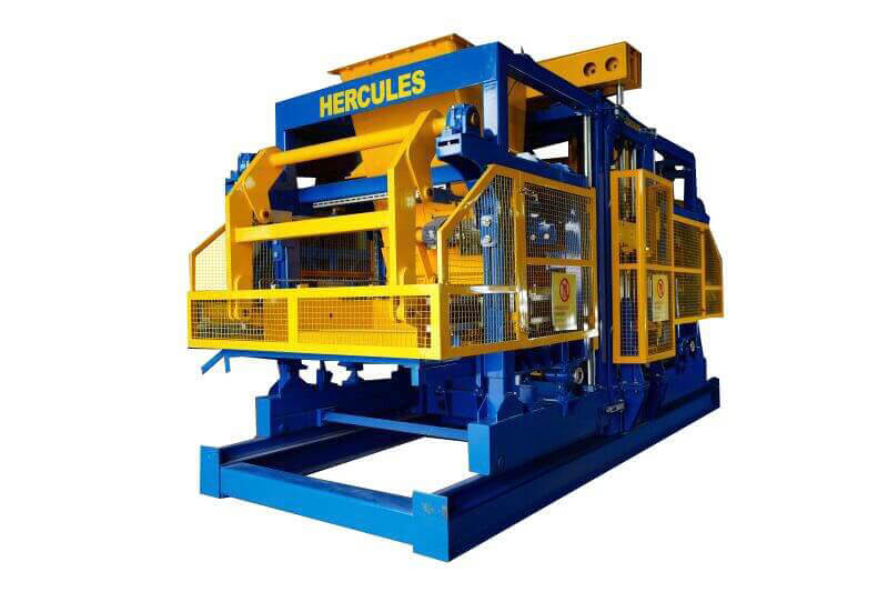 UMofokeng S machine block