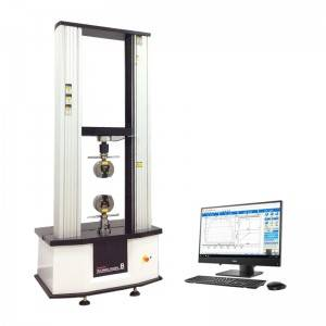 Professional Plastic Rubber Large Deformation Strength Testing Machine