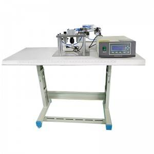 Good Quality Electrical Test – Semi Automatic Kn95 Mask Edge Banding Machine – Hongjin