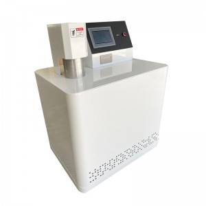 Good Quality Electrical Test –  medical face mask filtration efficiency tester (HY-CO2) – Hongjin