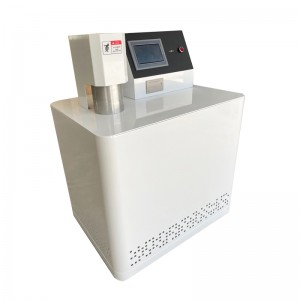 Good Quality Electrical Test – PFE tester for non-woven testing machine – Hongjin