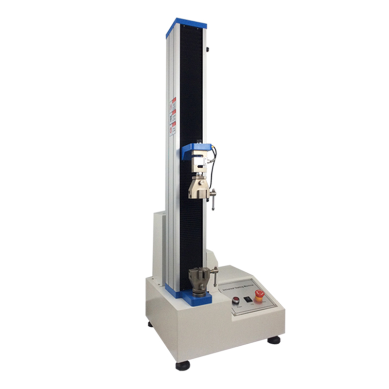 Good Quality Tensile Strength Tester – 20KN universal machine hydraulic test bench tensile fabric – Hongjin