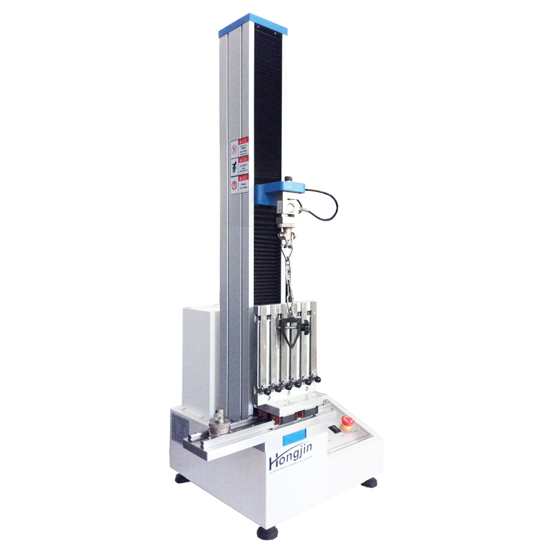 2019 wholesale price -70c 200c Temperature Thermal Shock Universal Testing Machine – Stacked battery tensile testing equipment – Hongjin Featured Image