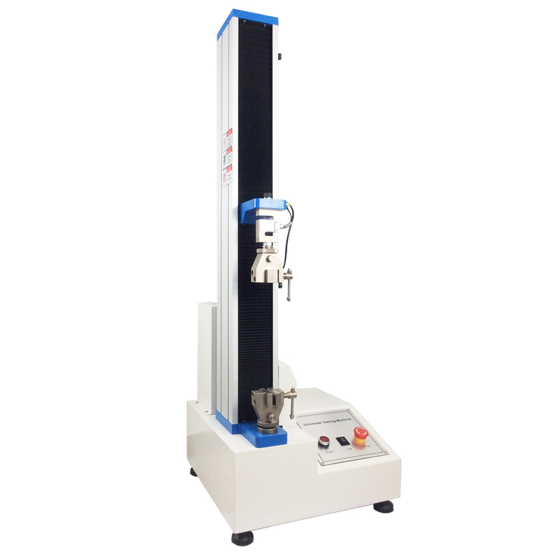 Good Quality Tensile Strength Tester – Rubber universal tensile machine – Hongjin detail pictures