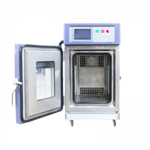 Factory directly Thermal Shock Test Chamber For Polymer Materials -