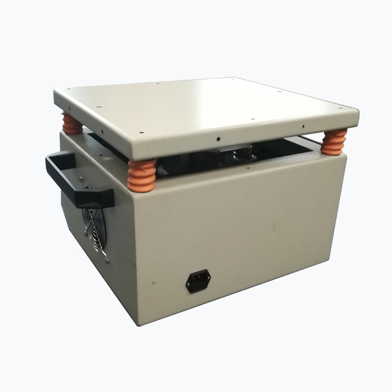 Professional China Transport Simulation Vibration Testing Machine – Power frequency vibration table – Hongjin