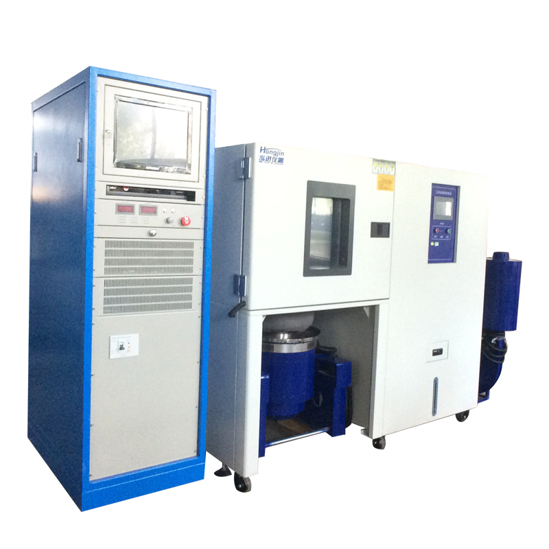 2019 High quality Rubber Cracking Test Ozone Environmental Test Chamber – Temperature Humidity Vibration Combined Climatic Test Machine – Hongjin