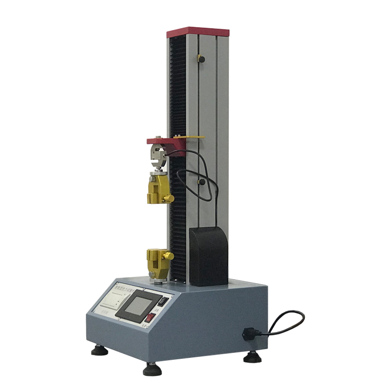 Discountable price Ozone Testing Machine For Rubber Cracking – Small tensile testing machine – Hongjin detail pictures