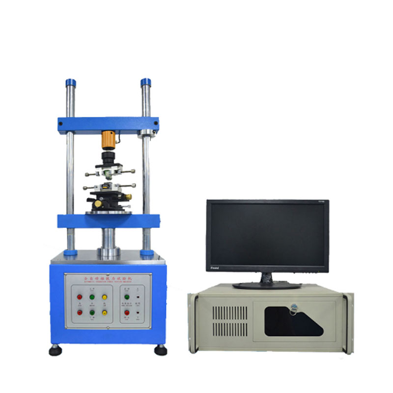 Good Quality Electrical Test – Fully automatic insertion force testing machine – Hongjin detail pictures