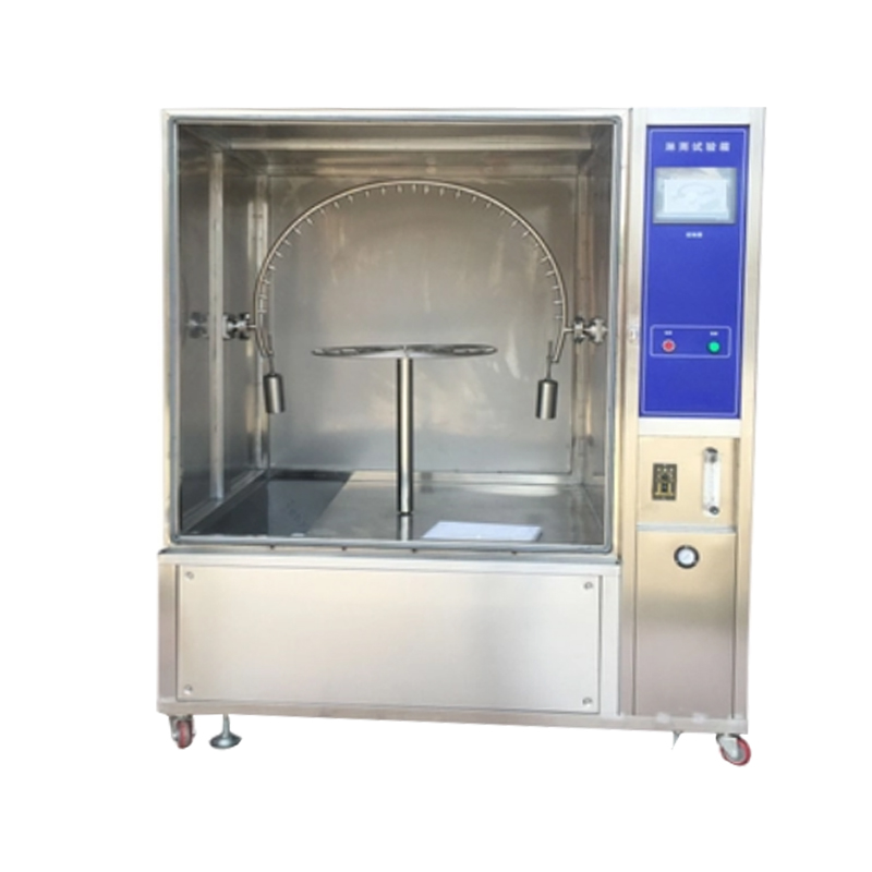 Good Quality Three-Boxes Type Shock Heated Test Chamber – Water Spray Test Chamber  – Hongjin