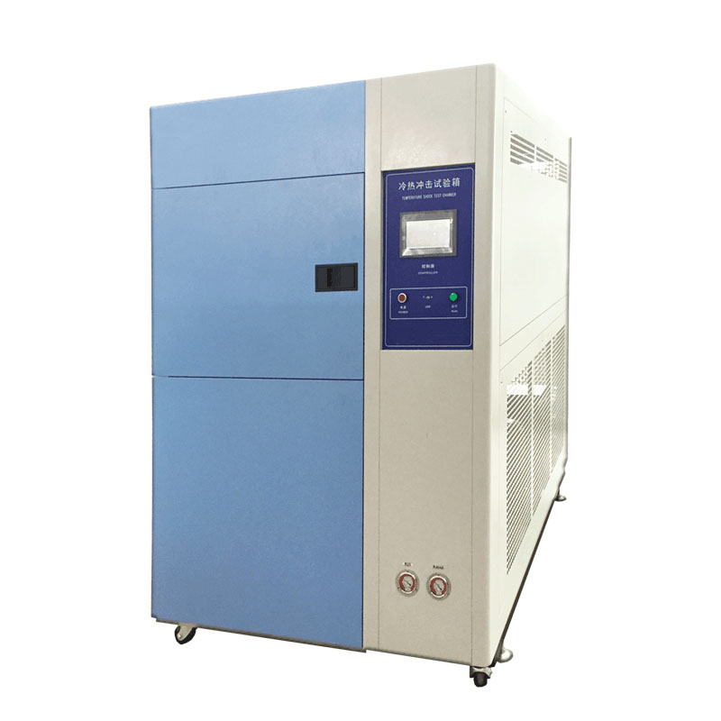 2019 wholesale price Thermal Shock Test Chamber For Polymer Materials -