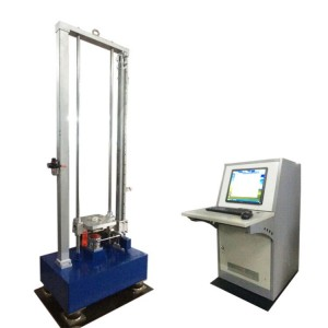 Accelerated impact testing machine