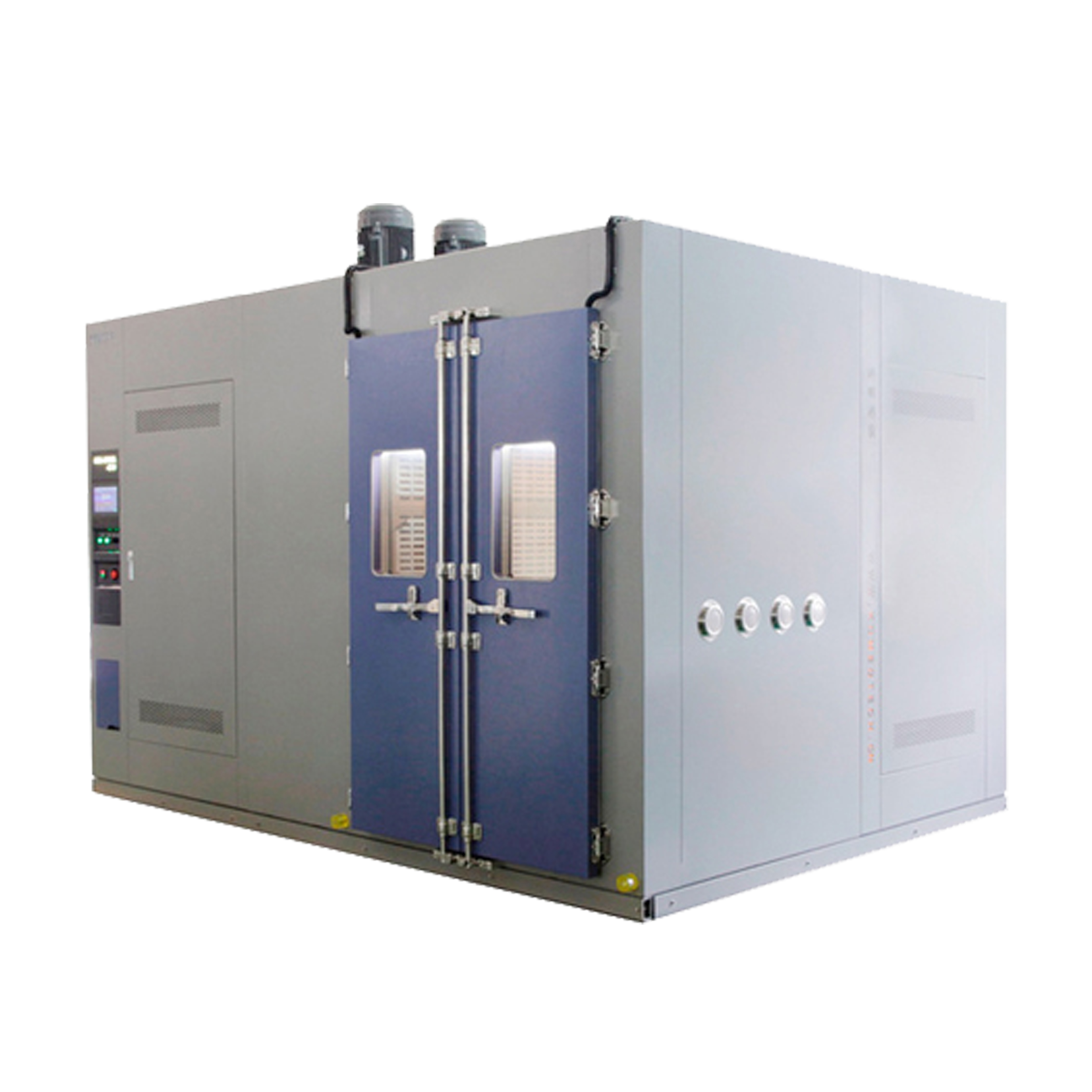 China Cheap price Temperature Humidity Climate Test Chamber – Walk in temperature humidity environmental chamber – Hongjin