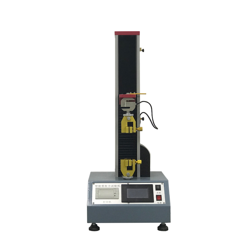 Good Quality Tensile Strength Tester – Small tensile testing machine – Hongjin