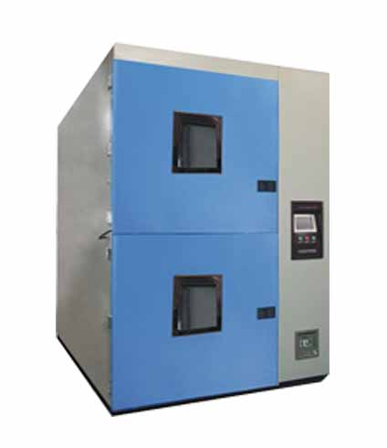 2019 High quality Electronic Temperature Thermal Shock Stability Test Chamber -