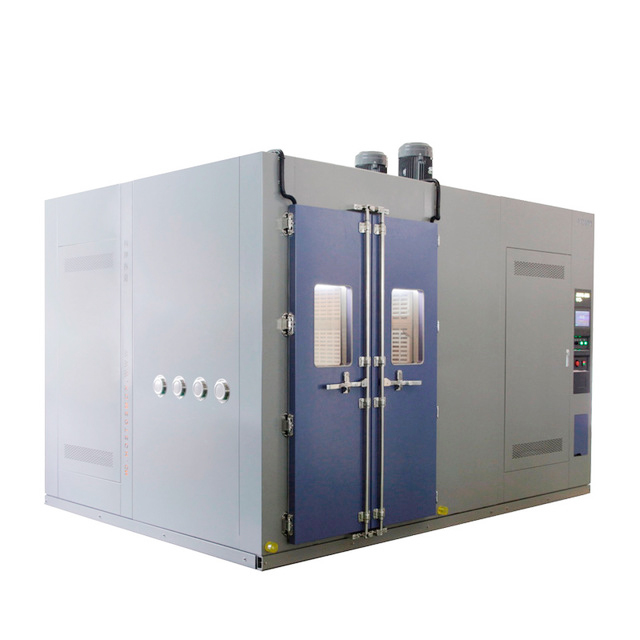 China wholesale Temperature Humidity Climate Test Chamber – Waik in test chamber – Hongjin