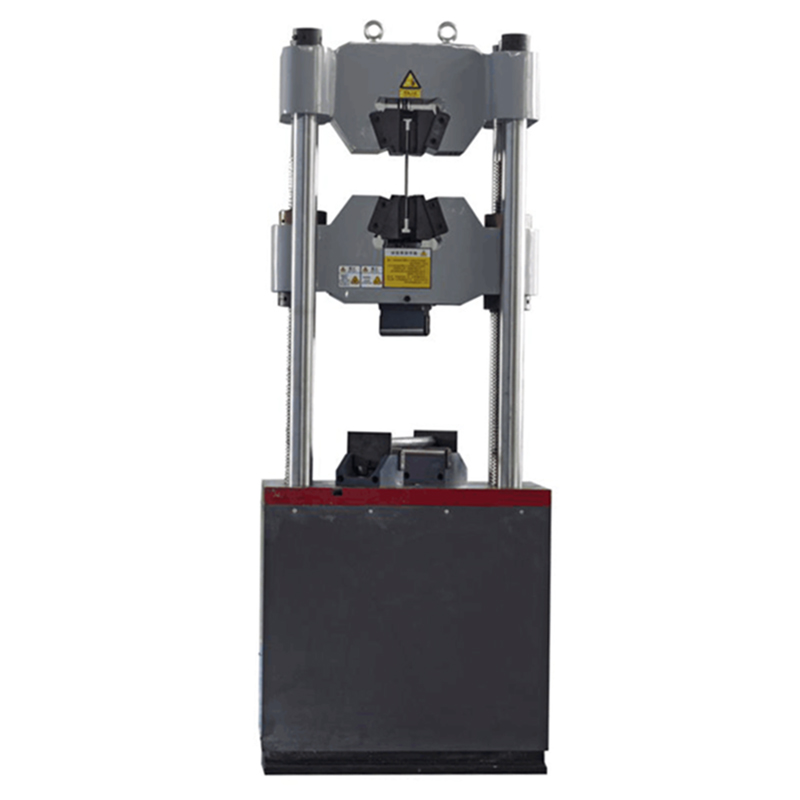 Good Quality Tensile Strength Tester – Hydraulic universal 1000 kn tensile testing machine – Hongjin detail pictures