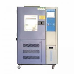 8 Year Exporter Recirculating Salt Spray Corrosion Test Chamber -