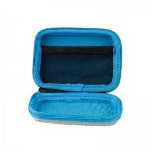 Square Carrying Cases for Cellphone Earphone Headset Earbuds