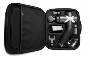 Carrying hard EVA case for Massage Gun