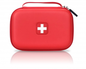 Hard case for first Aid
