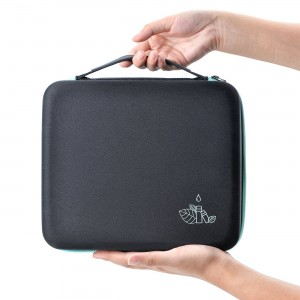 Carrying hard EVA case for essential Oils