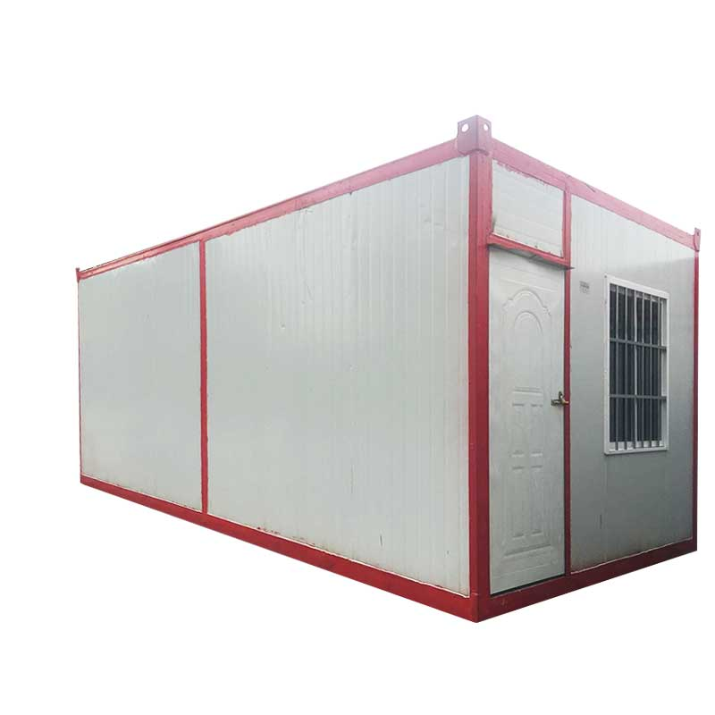 China Cheap price Made Portable Modular Site Flatpack Office - prefab container House luxury modular house – Yixi