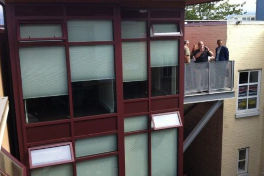 Shipping container homes unveiled in Vancouver