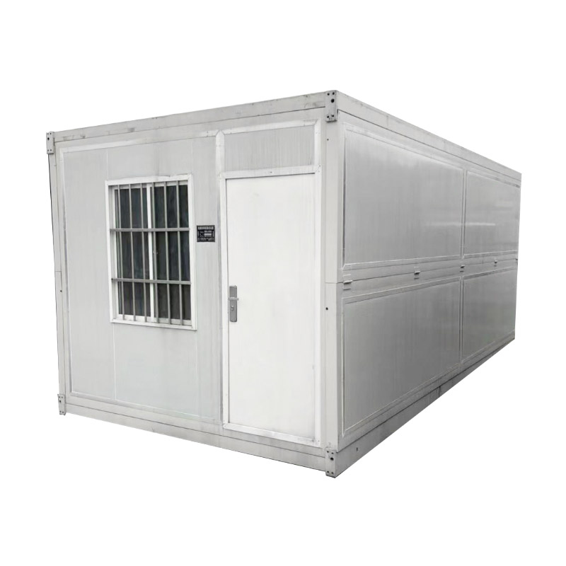 High definition Storage Container Office - mobile building steel container cheap ready made house with modular toilets – Yixi
