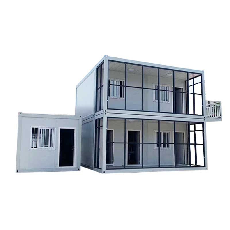 Wholesale Price Flat Pack Homes - container site portable camping office – Yixi