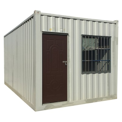 Light Weight Steel Prefabricated ipu House