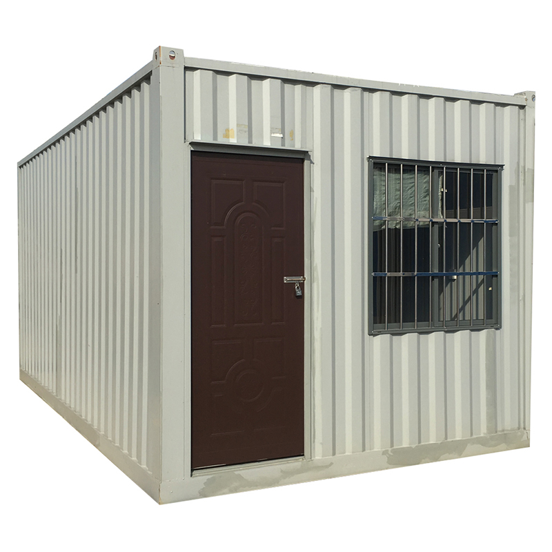 Light Weight Steel Prefabricated Container House Featured Image