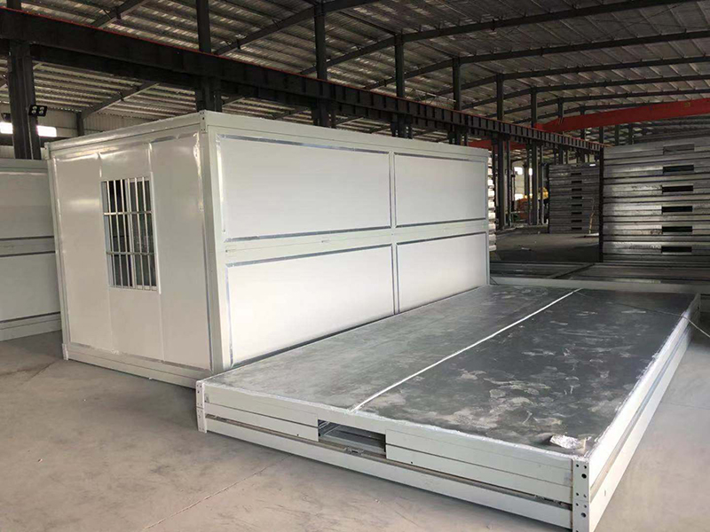 Wholesale Price Mobile Toilet - mobile building steel container cheap ready made house with modular toilets – Yixi