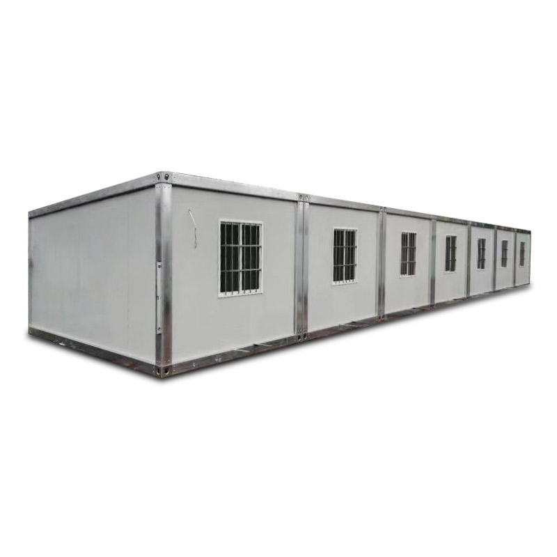 China Manufacturer for Portable Storage Container - 5 bedroom insulated modular home prefab house – Yixi