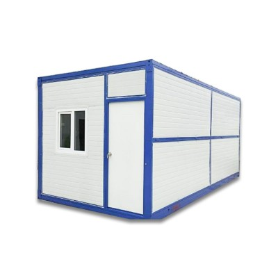 New Arrival China Mobile Container Home - Office Use prefabricated foldable residential houses  – Yixi