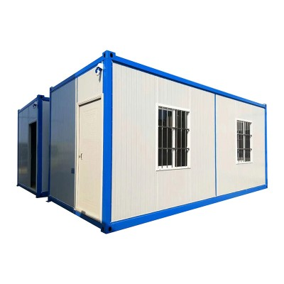 New Fashion Design for Prefab Apartment - quick install container homes prefabricated camp house – Yixi