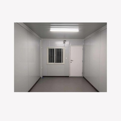 OEM manufacturer Portable Office Cabin - Field Hospital Activity Room Resting rooms in tourist attractions – Yixi