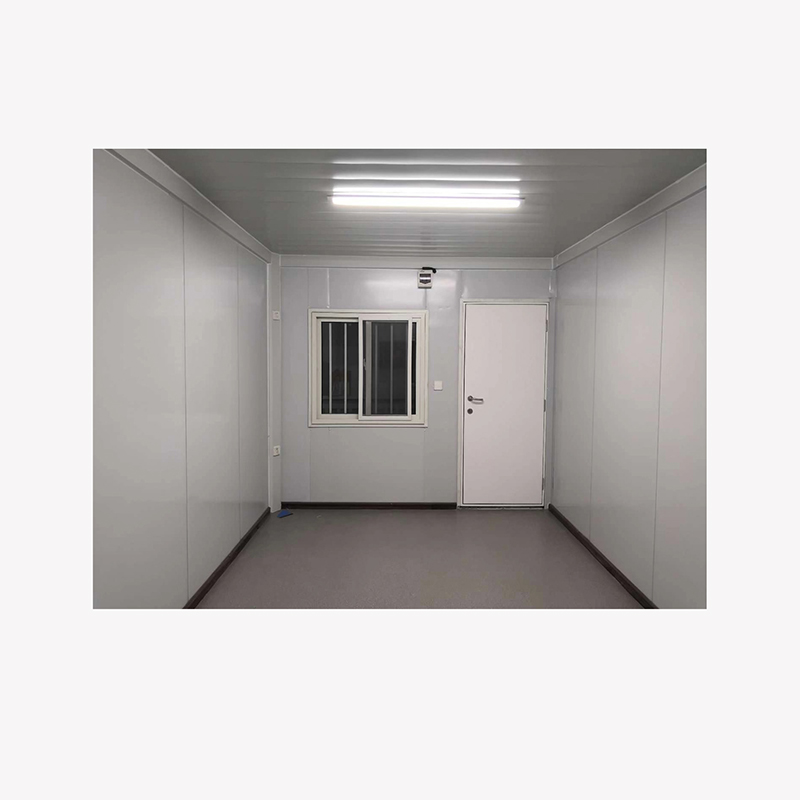 2019 wholesale price Real Estate Site Military Container Dormitory - Field Hospital Activity Room Resting rooms in tourist attractions – Yixi
