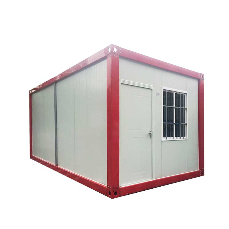 Low price for Glass House Prefab House - container site portable camping office – Yixi