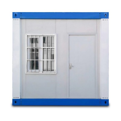 Factory wholesale Food Storage Container Glass - Detachable container house – Yixi