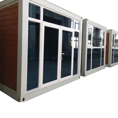two story prefab house social housing container house