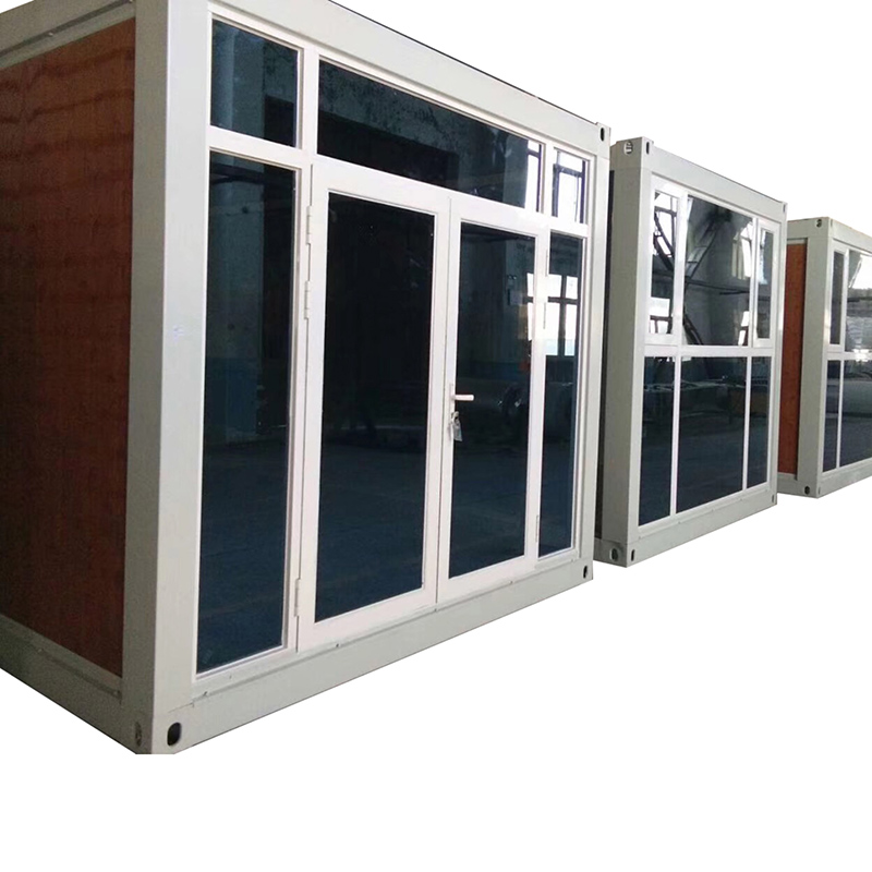 Super Purchasing for Glass Prefabricated Steel Prefab House - two story prefab house social housing container house – Yixi