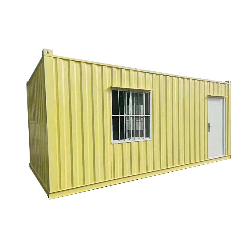 Wholesale Price Flat Pack Homes - container site portable camping office – Yixi detail pictures