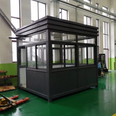 2019 Good Quality Security Cabin - Sentry Box – Yixi